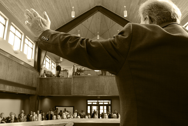 Thoughts on the Benediction as an Element in Worship | Reformed
