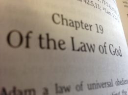Of the Law of God