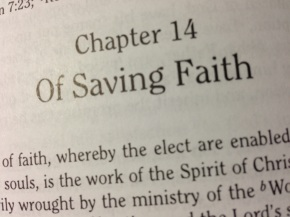 Of Saving Faith