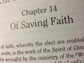 Of Saving Faith